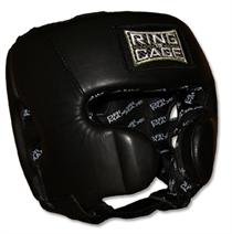 Deluxe Leather Sparring Headgear